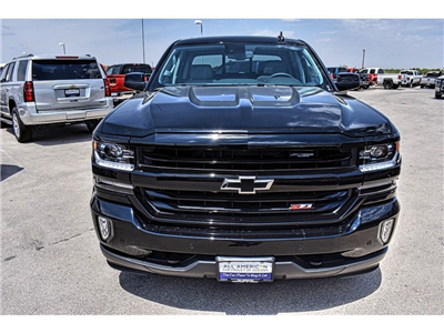 2018 Silverado 1500 Crew Cab 4x4, Pickup #JG334071 - photo 5