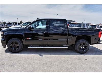 2018 Silverado 1500 Crew Cab 4x4, Pickup #JG334071 - photo 8