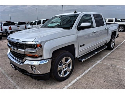 2018 Silverado 1500 Crew Cab 4x2,  Pickup #JG436779 - photo 6