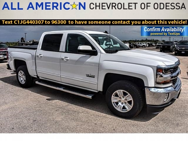 2018 Silverado 1500 Crew Cab 4x2,  Pickup #JG440307 - photo 1
