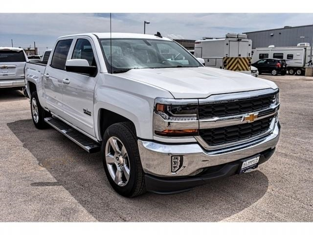 2018 Silverado 1500 Crew Cab 4x2,  Pickup #JG442365 - photo 3