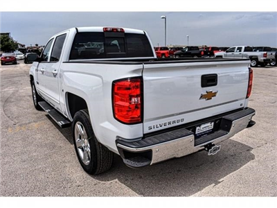 2018 Silverado 1500 Crew Cab 4x2,  Pickup #JG442365 - photo 9
