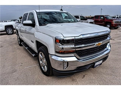 2018 Silverado 1500 Crew Cab 4x2,  Pickup #JG443251 - photo 3