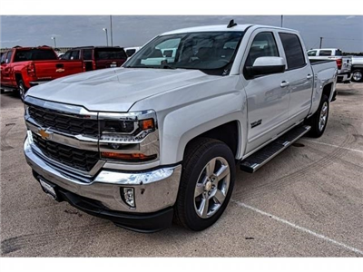 2018 Silverado 1500 Crew Cab 4x2,  Pickup #JG443251 - photo 6
