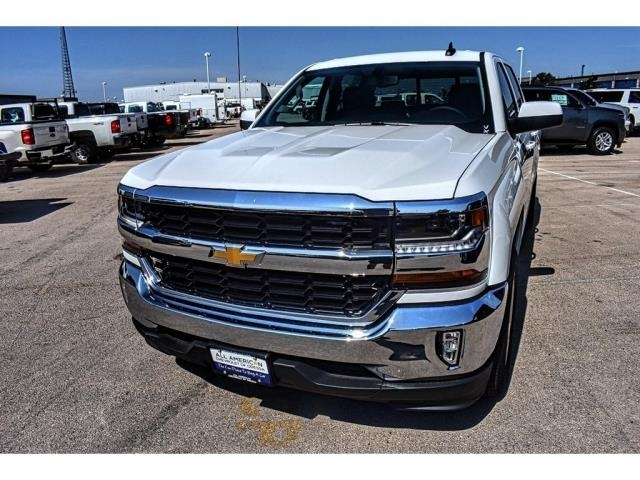 2018 Silverado 1500 Crew Cab 4x2,  Pickup #JG460333 - photo 5