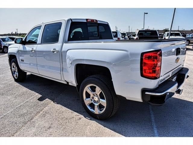 2018 Silverado 1500 Crew Cab 4x2,  Pickup #JG460333 - photo 8