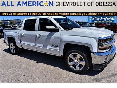 2018 Silverado 1500 Crew Cab 4x2,  Pickup #JG488056 - photo 1