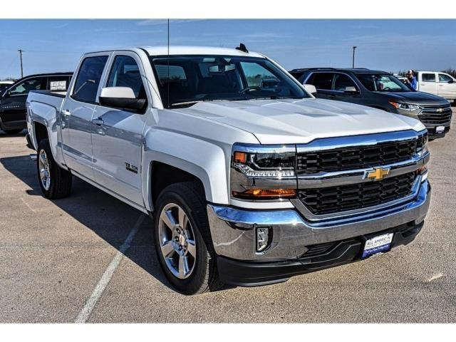 2018 Silverado 1500 Crew Cab 4x2,  Pickup #JG614314 - photo 3