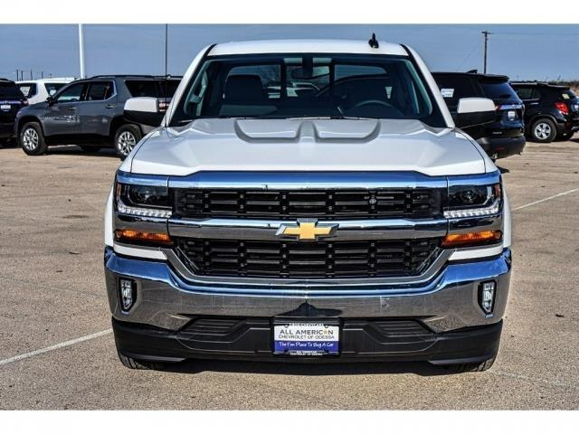 2018 Silverado 1500 Crew Cab 4x2,  Pickup #JG614314 - photo 4