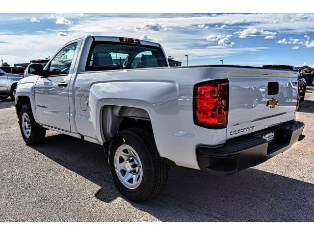 2018 Silverado 1500 Regular Cab Pickup #JZ107694 - photo 5