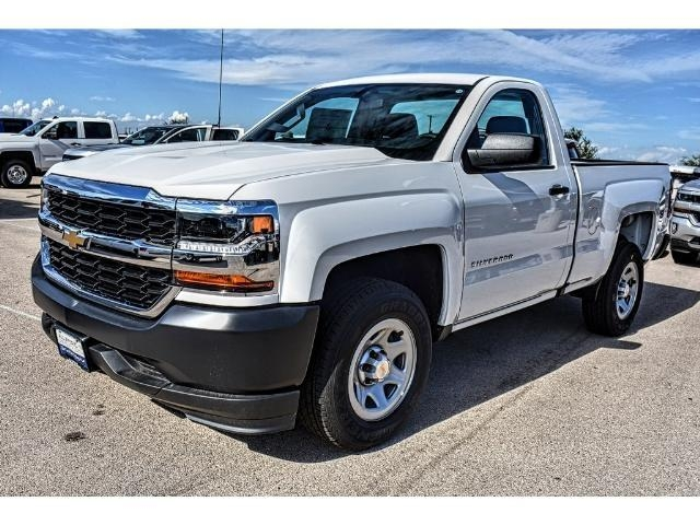 2018 Silverado 1500 Regular Cab Pickup #JZ107694 - photo 7