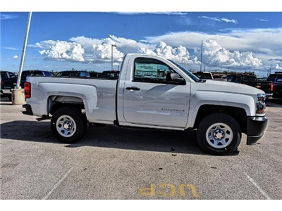 2018 Silverado 1500 Regular Cab Pickup #JZ107694 - photo 3