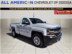 2018 Silverado 1500 Regular Cab Pickup #JZ107694 - photo 1