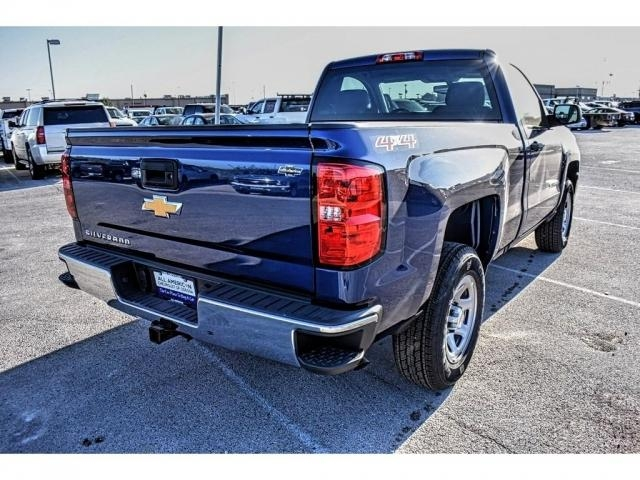 2018 Silverado 1500 Regular Cab 4x4 Pickup #JZ142118 - photo 11