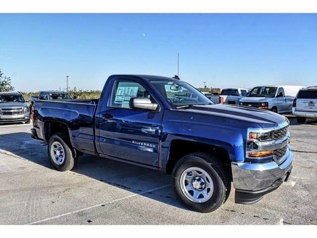 2018 Silverado 1500 Regular Cab 4x4,  Pickup #JZ142118 - photo 26