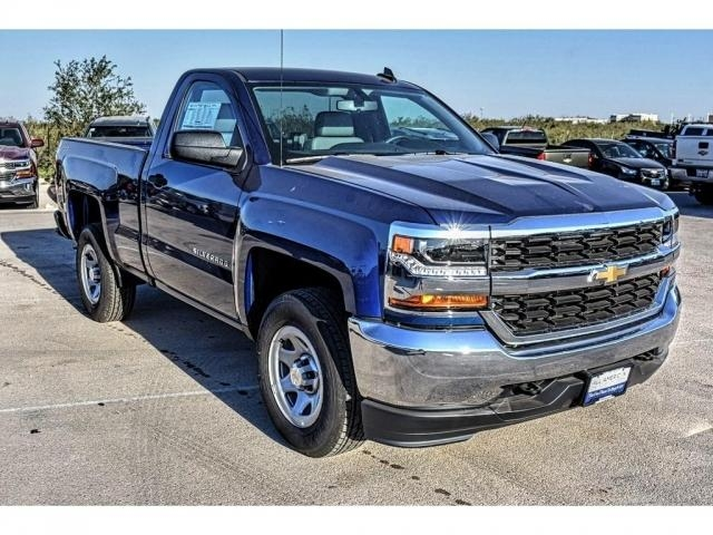 2018 Silverado 1500 Regular Cab 4x4 Pickup #JZ142118 - photo 3