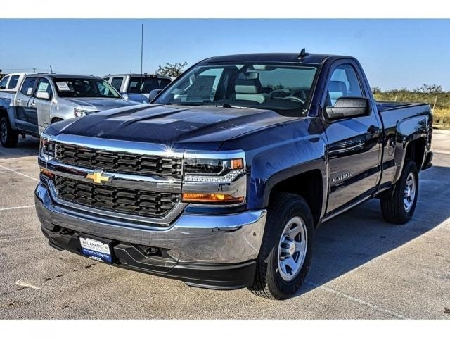 2018 Silverado 1500 Regular Cab 4x4,  Pickup #JZ142118 - photo 5
