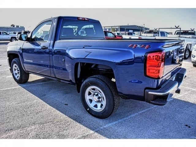 2018 Silverado 1500 Regular Cab 4x4,  Pickup #JZ142118 - photo 8