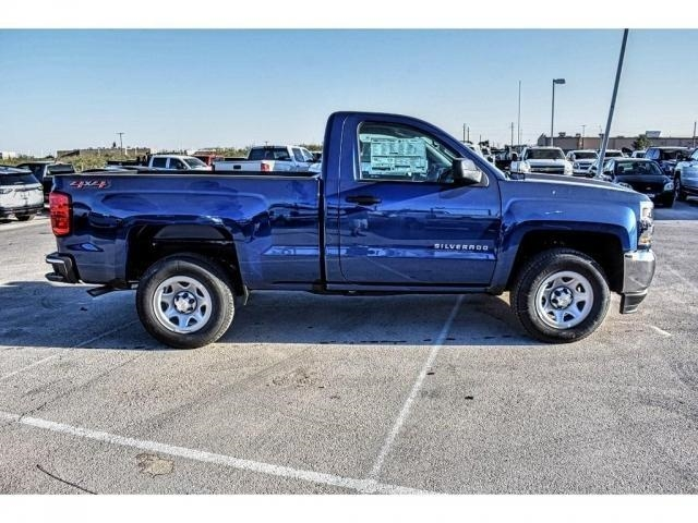 2018 Silverado 1500 Regular Cab 4x4,  Pickup #JZ142118 - photo 12