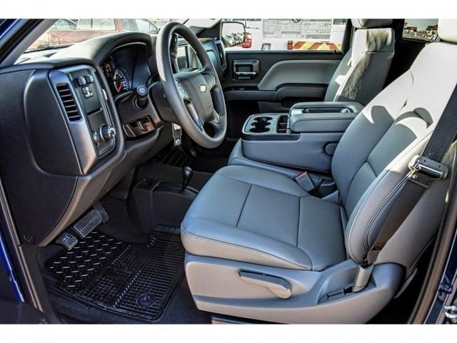 2018 Silverado 1500 Regular Cab 4x4,  Pickup #JZ142118 - photo 19