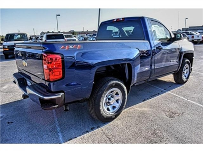 2018 Silverado 1500 Regular Cab 4x4 Pickup #JZ142118 - photo 2