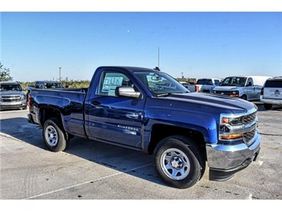 2018 Silverado 1500 Regular Cab 4x4 Pickup #JZ142118 - photo 26