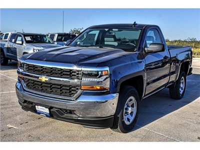 2018 Silverado 1500 Regular Cab 4x4 Pickup #JZ142118 - photo 5