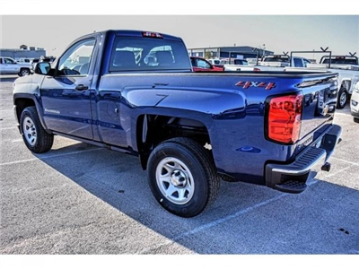 2018 Silverado 1500 Regular Cab 4x4 Pickup #JZ142118 - photo 8