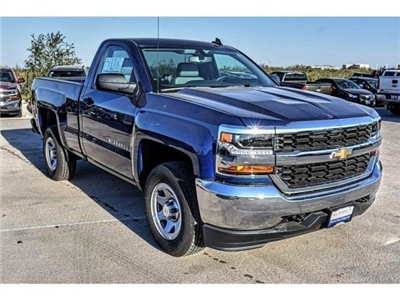 2018 Silverado 1500 Regular Cab 4x4,  Pickup #JZ142118 - photo 3