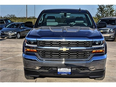 2018 Silverado 1500 Regular Cab 4x4,  Pickup #JZ142118 - photo 4