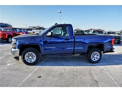 2018 Silverado 1500 Regular Cab 4x4,  Pickup #JZ142118 - photo 7