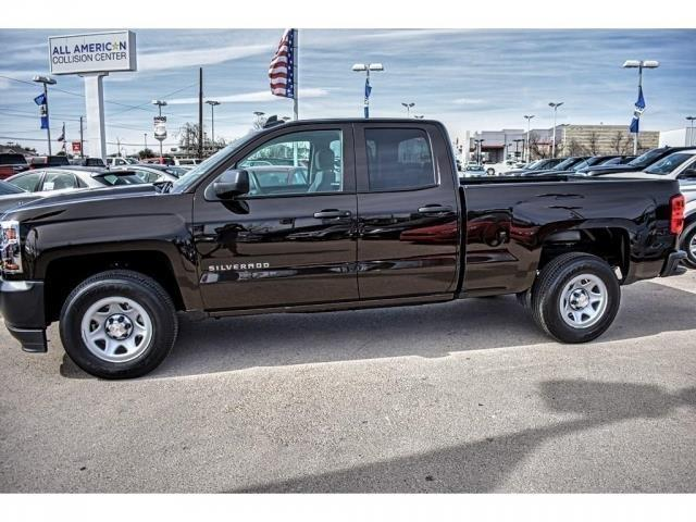 2018 Silverado 1500 Double Cab 4x2,  Pickup #JZ143524 - photo 7