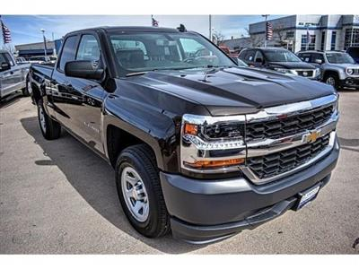 2018 Silverado 1500 Double Cab 4x2,  Pickup #JZ143524 - photo 3