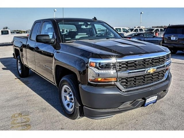 2018 Silverado 1500 Extended Cab Pickup #JZ144048 - photo 3