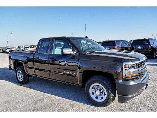 2018 Silverado 1500 Extended Cab Pickup #JZ144048 - photo 26