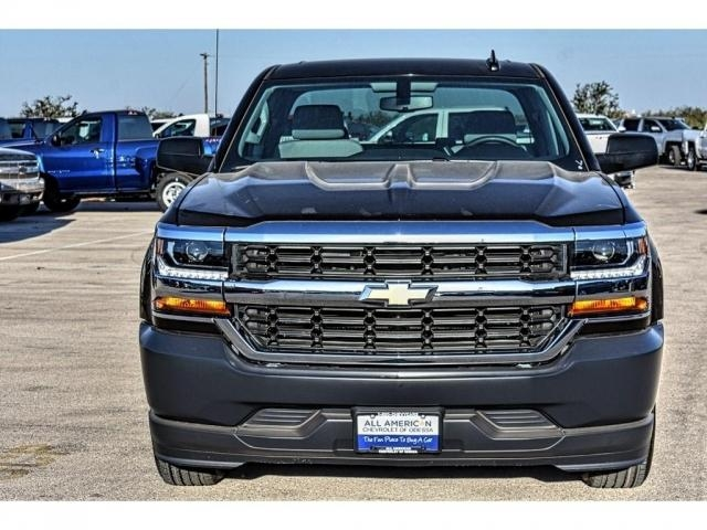 2018 Silverado 1500 Extended Cab Pickup #JZ144048 - photo 4