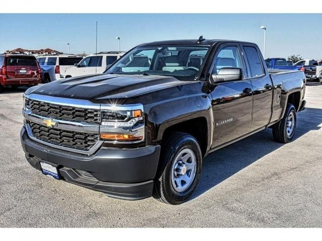 2018 Silverado 1500 Extended Cab Pickup #JZ144048 - photo 5