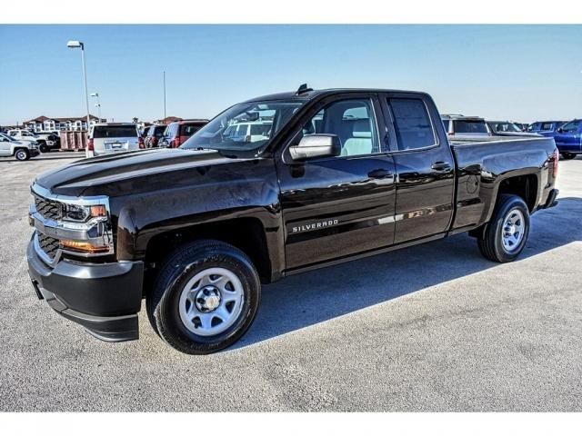 2018 Silverado 1500 Extended Cab Pickup #JZ144048 - photo 6