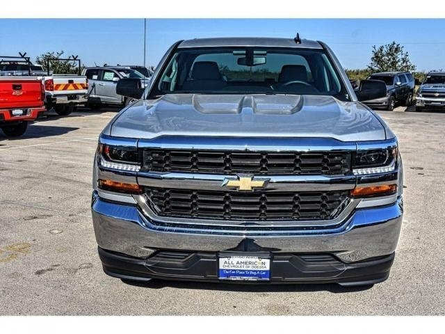 2018 Silverado 1500 Double Cab, Pickup #JZ144956 - photo 4