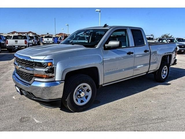 2018 Silverado 1500 Double Cab, Pickup #JZ144956 - photo 6