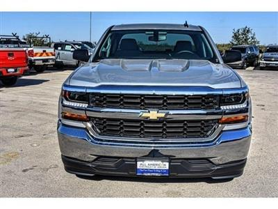 2018 Silverado 1500 Double Cab 4x2,  Pickup #JZ144956 - photo 4