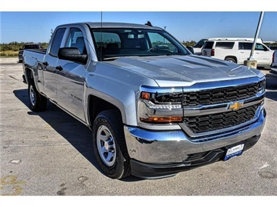 2018 Silverado 1500 Double Cab, Pickup #JZ144956 - photo 3