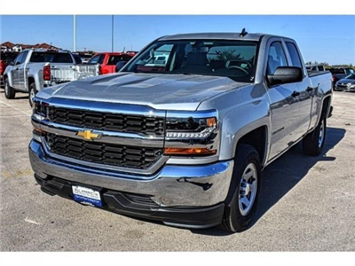 2018 Silverado 1500 Double Cab, Pickup #JZ144956 - photo 5