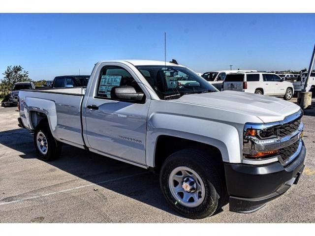 2018 Silverado 1500 Regular Cab, Pickup #JZ148195 - photo 3