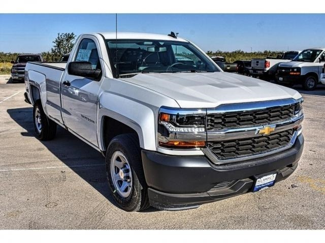 2018 Silverado 1500 Regular Cab, Pickup #JZ148195 - photo 7
