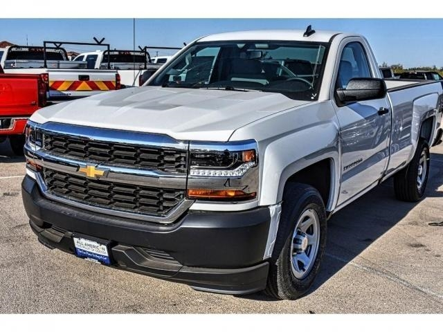 2018 Silverado 1500 Regular Cab, Pickup #JZ148195 - photo 9