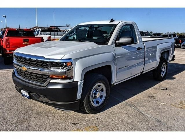 2018 Silverado 1500 Regular Cab, Pickup #JZ148195 - photo 10