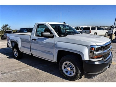 2018 Silverado 1500 Regular Cab, Pickup #JZ148195 - photo 30