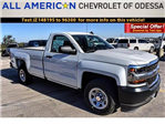 2018 Silverado 1500 Regular Cab, Pickup #JZ148195 - photo 1