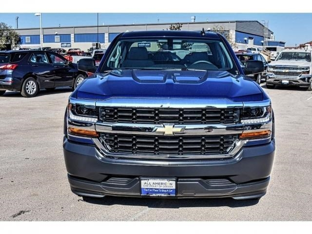 2018 Silverado 1500 Double Cab, Pickup #JZ162719 - photo 4